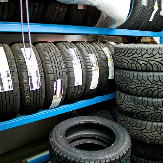 Tire stores are only one of many possible options for becoming a franchisee.