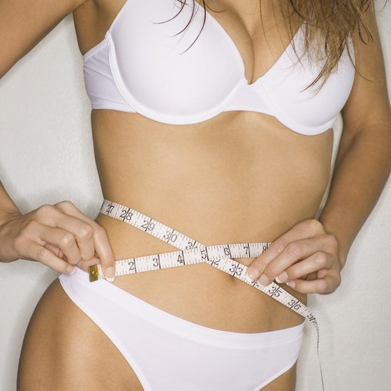 Waist size is a good indicator of a person's overall physical health.