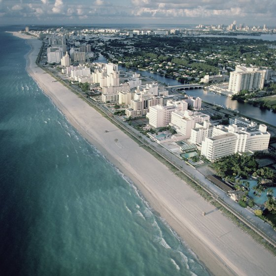 With 2,276 miles of tidal shoreline, Florida's beaches offer something for any type of beach lover.