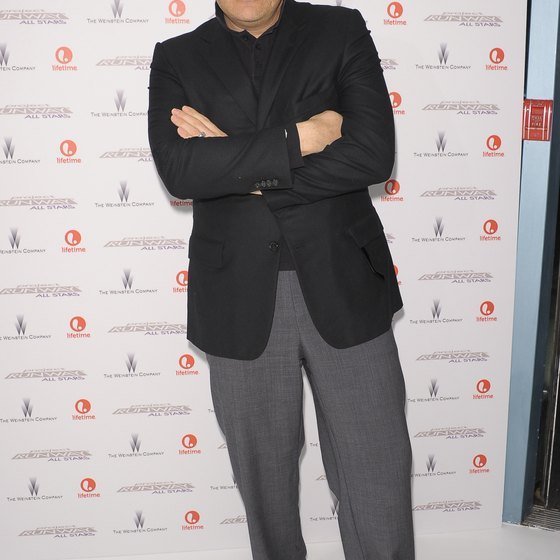 Isaac Mizrahi began his co-branding relationship with Target in 2002.