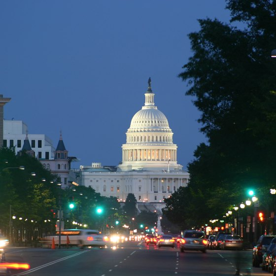 Getting from Dulles to downtown Washington, D.C. is an effortless procedure.