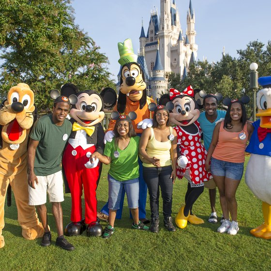 Walt Disney World is known as the Happiest Place on Earth -- except for those times when it's not.