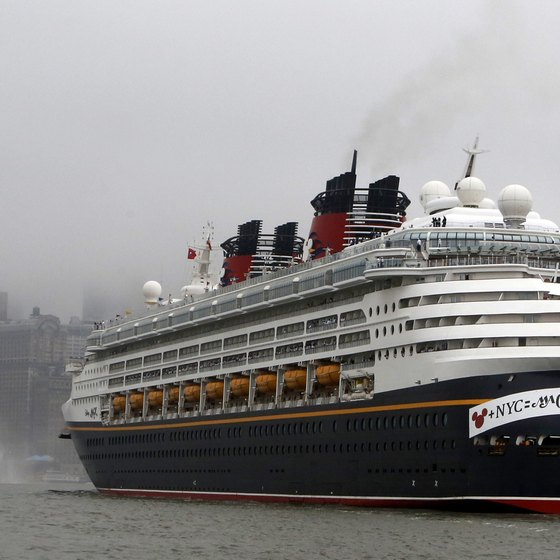 Several discounts are available on Disney Cruise Line.