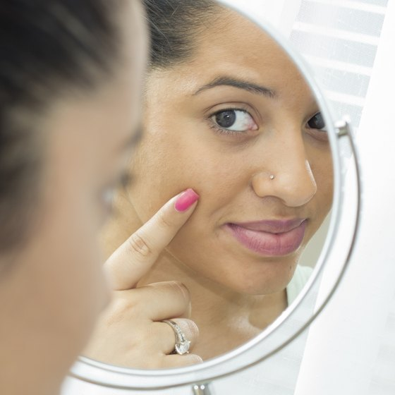 If you are aiming for a trimmer looking nose, reducing facial weight and generalized bloating may help.