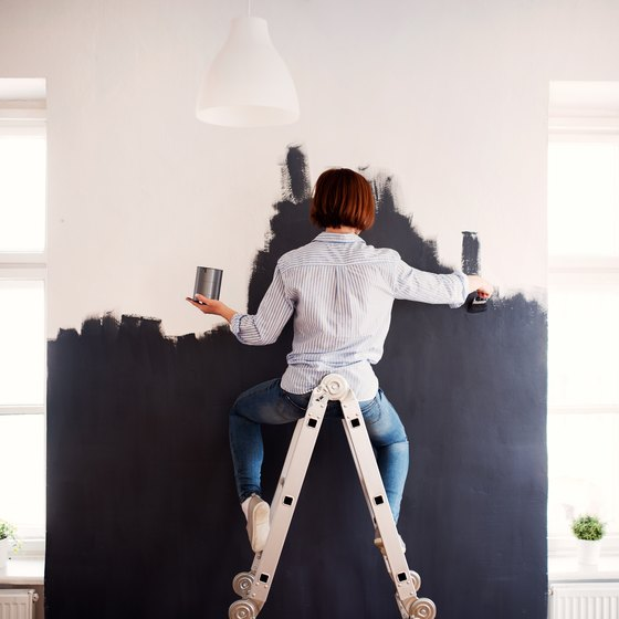 You'll need to learn how to market yourself as the best painting company among a sea of competitors.