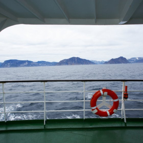 Hop aboard a freighter for a unique Alaskan travel experience