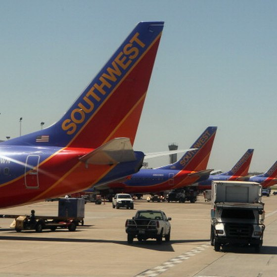 Southwest does not allocate seat numbers to its passengers.