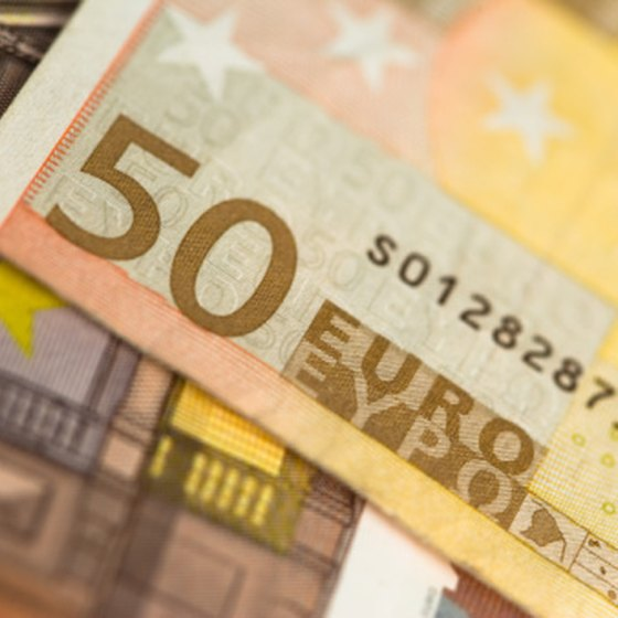 The euro is the legal tender in many European nations.