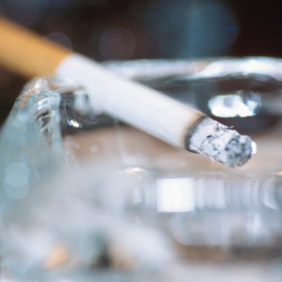 According the the CDC, one in five deaths in the USA are related to smoking