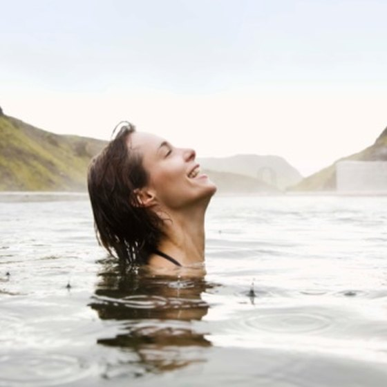 Hot springs are a relaxing way to enjoy one of nature's unique offerings.