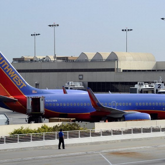 Southwest Airlines offers easy reservation options.