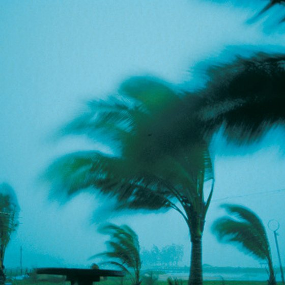 The Caribbean has witnessed many natural disasters.