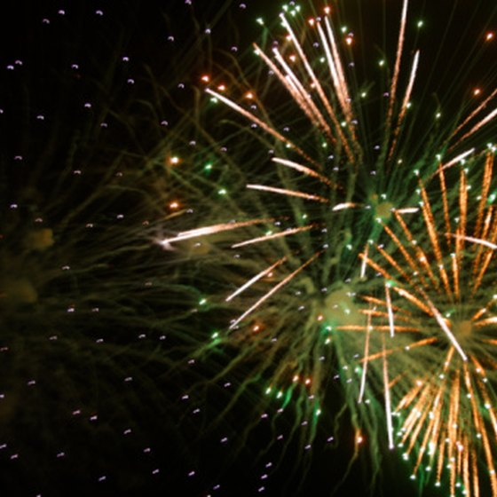 Opportunities abound to see July 4 fireworks in Plano, Texas.