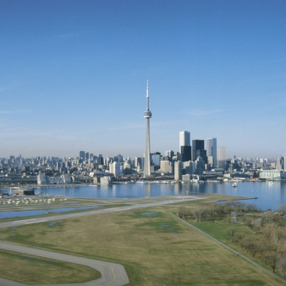 The IATA location identifier for metropolitan Toronto is YTO.