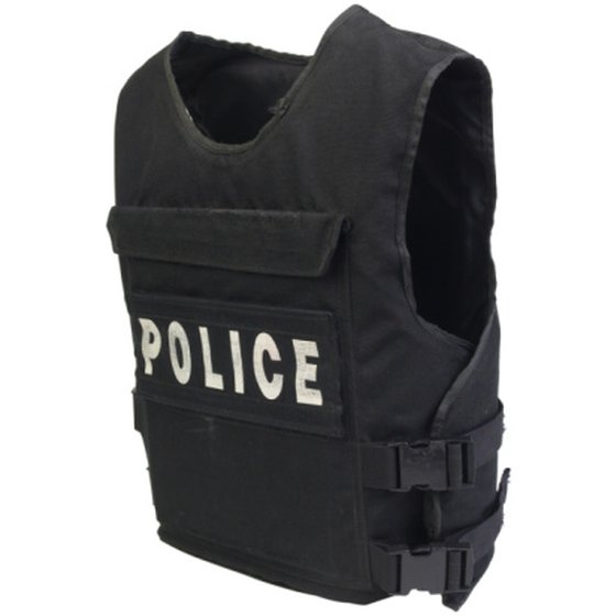 Both materials are commonly used in bullet-proof vests.
