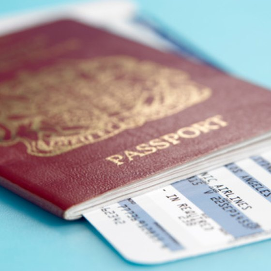 A valid passport is required for international travel.