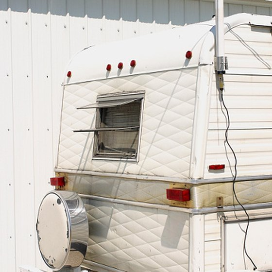 Match your travel trailer to your vehicle.