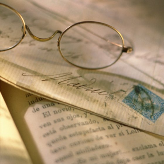 Your reading glasses will take some time to adjust to.