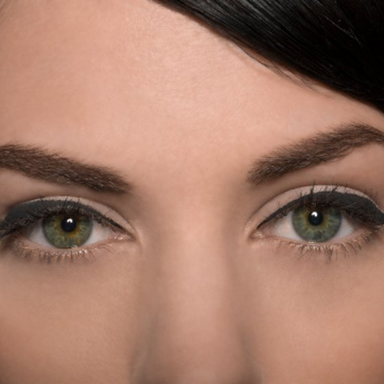 Eye color can be hard to accurately determine.