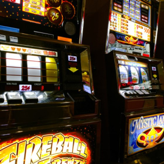 Phoenix area casinos can be miles from town.