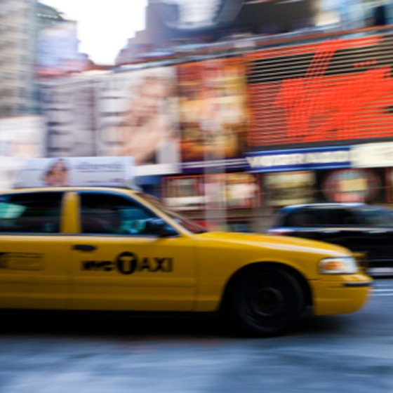 New York City has a free online service to track down property left in taxis.