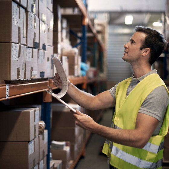 Inventory is usually a company's biggest asset, so it is essential that it's kept free from theft and mismanagement.