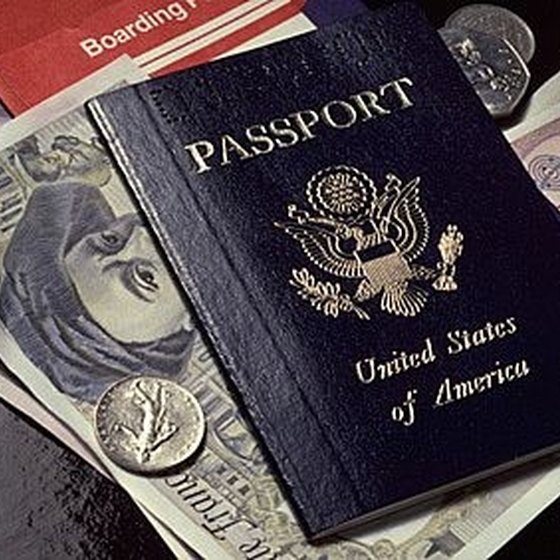 File for a U.S. Passport