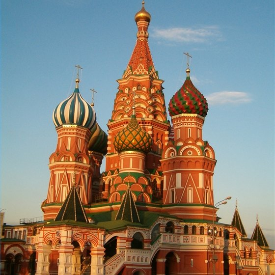 Get a Visa to Russia