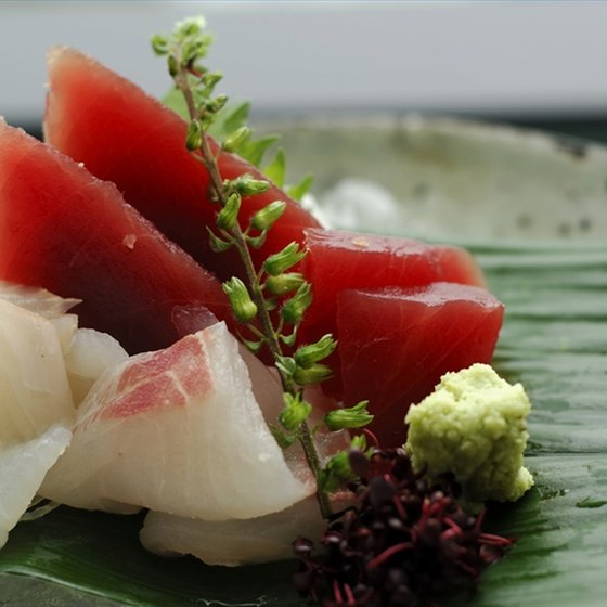 Pescatarians enjoy a variety of delicious seafood.