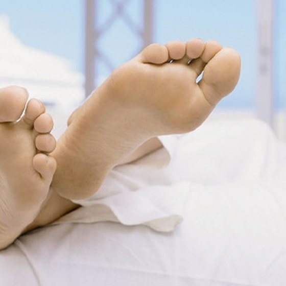 Soothe Sore Feet