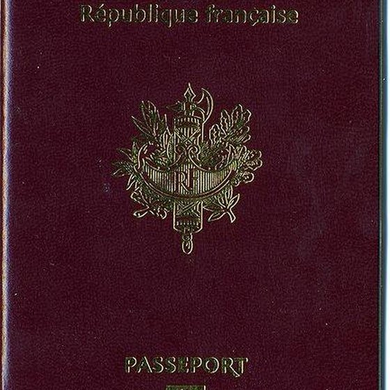 Renew a French Passport