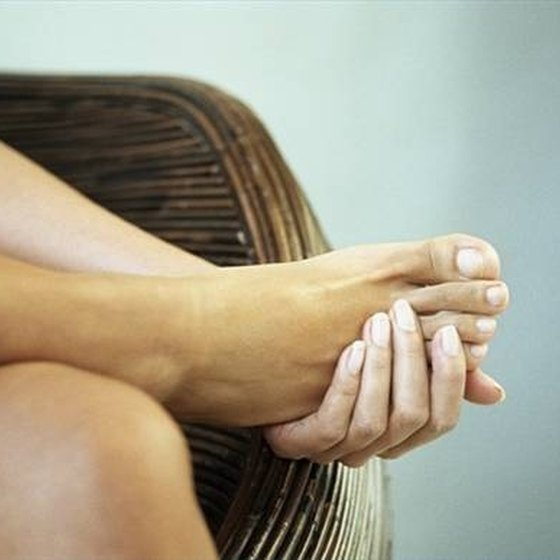 Diabetes & Foot Pain