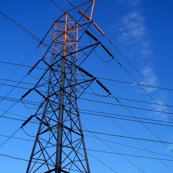 Effects of Living Near Power Lines & Towers
