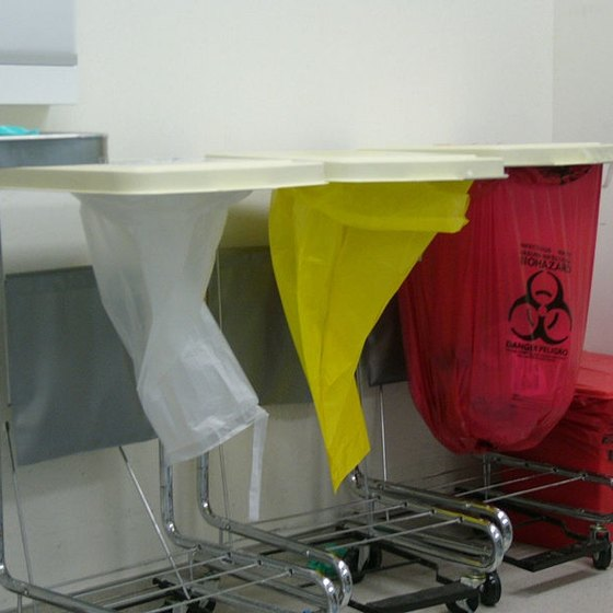 How Is Medical Waste Disposed of?