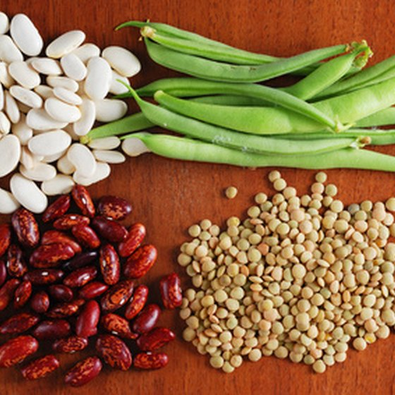 Beans naturally contain small levels of plant sterols and stanols.