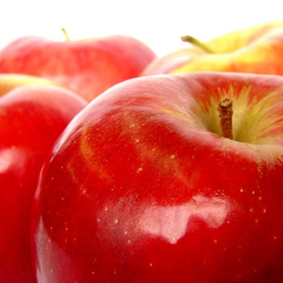 Apples: A low energy density winner.