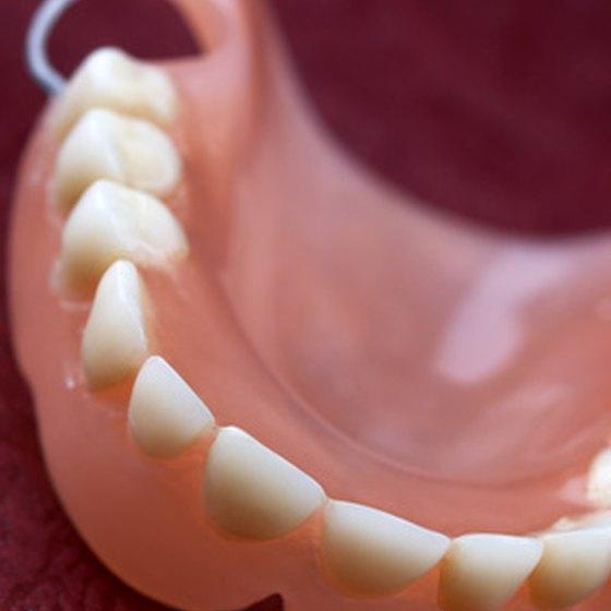 Denturists specialize in dentures.