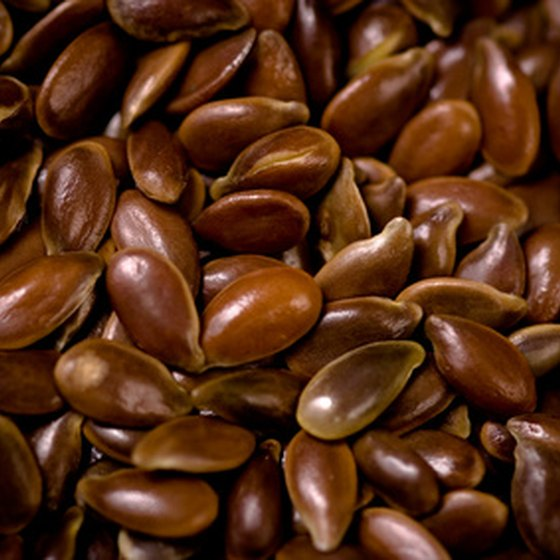 Flaxseed contains more than triple the amount of phytoestrogen of soy beans.