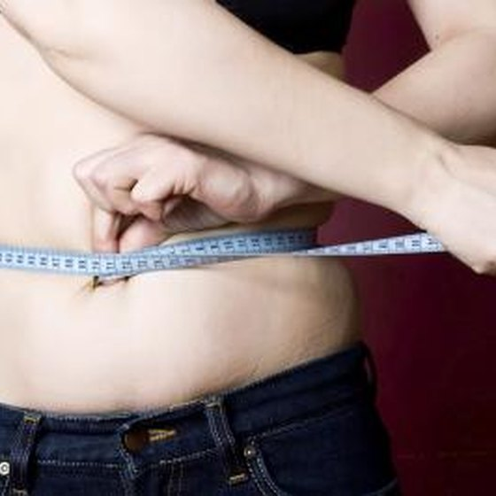 Weight gain may be a sign of thyroid disfunction.