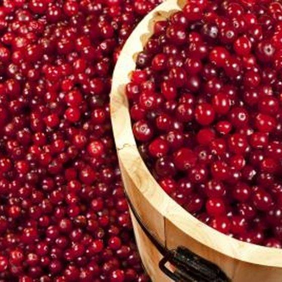 Cranberry helps alleviate symptoms.