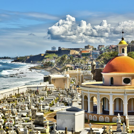 San Juan holds its own against some strong Caribbean cruise competition.