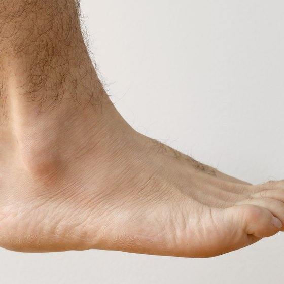 How To Treat A Torn Ankle Ligament Healthy Living
