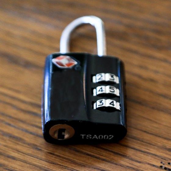 How to Reset a TSA Lock   Getaway USA