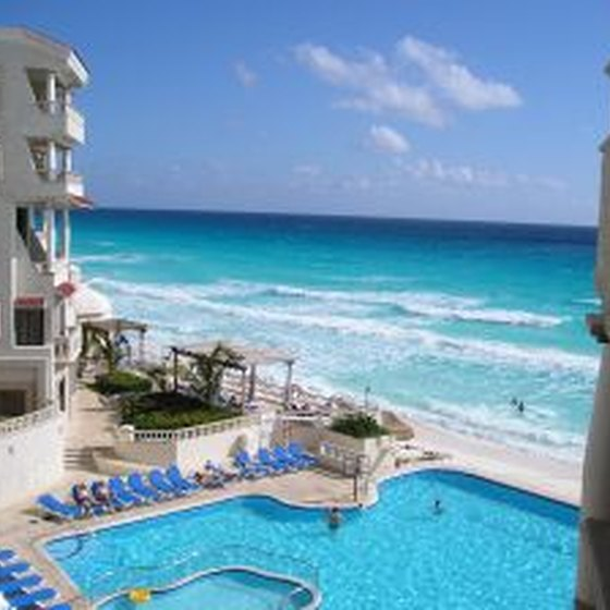 Cancun's stunning scenery is always a pleasure.