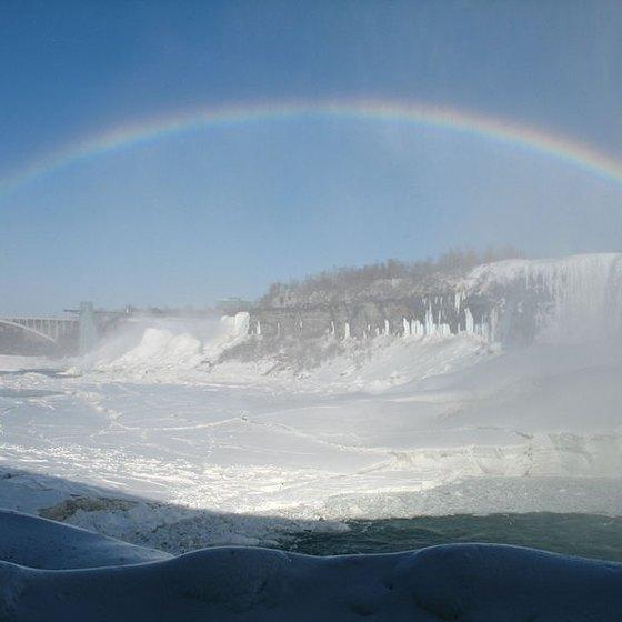Niagara Falls Winter Activities