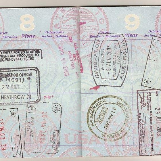 How to Get a Temporary Passport | USA Today