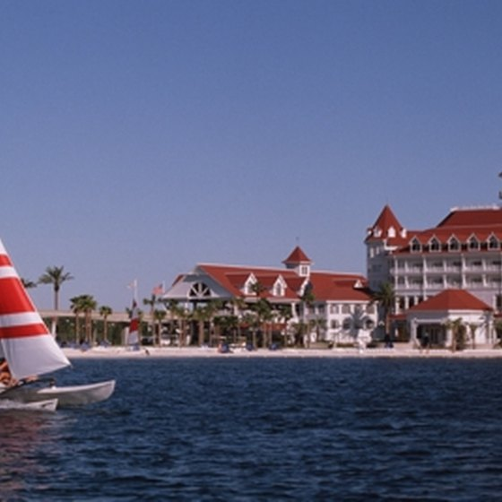 Disney's resorts include hotels and activities for the whole family.