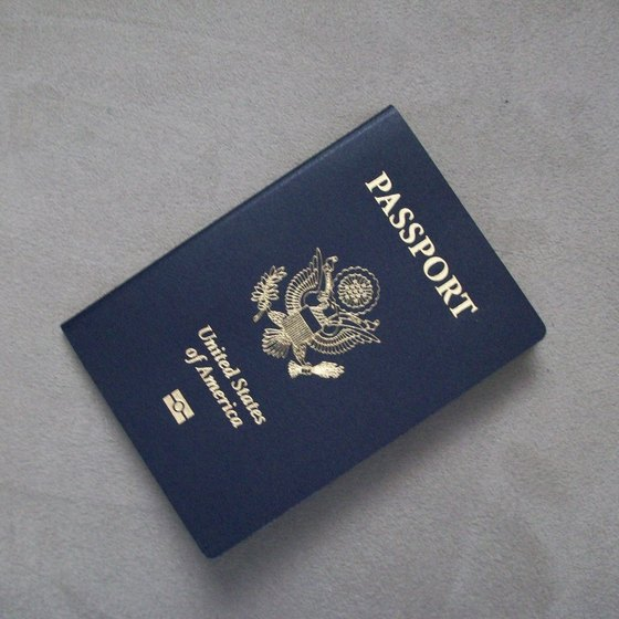Passport for a minor in texas