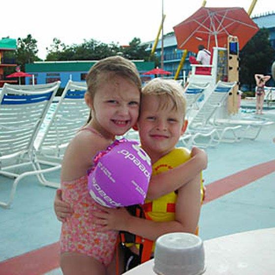 Florida Disney World Swimming Pool Tips for Kids   USA Today