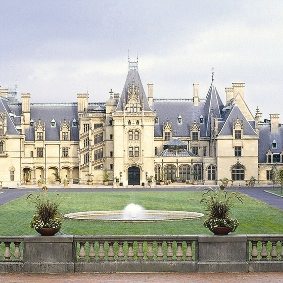 The History Of Biltmore House In Asheville North Carolina Usa Today